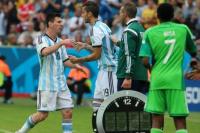 A horas del próximo, se cumplen cuatro años del último Argentina-Nigeria por mundiales