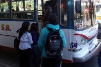 Lunes de paro: los alumnos que falten a la escuela deberán justificarlo