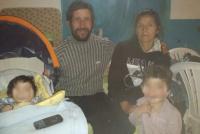 Una familia sanjuanina viajó a Neuquén por trabajo y quedó en la calle