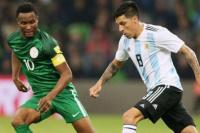Argentina-Nigeria, una final: formaciones, horario y TV