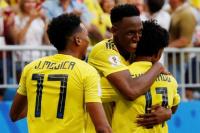 Colombia hizo bien los deberes y pasó primero en el grupo H
