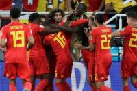 Bélgica superó a Inglaterra en el cierre de la fase de grupos