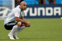 """Mascherano """"Se terminó, ahora hay que ser un hincha más de la Selección"""""""