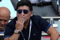 Para Maradona, sin Messi