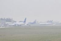 Cancelaron vuelos en Ezeiza y Aeroparque por tormentas fuertes