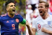 Suecia - Suiza y Colombia - Inglaterra: Horario y dónde ver los partidos