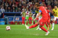 Inglaterra venció por penales a Colombia y se metió en cuartos de final