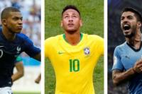 Con dos partidos, comienzan los cuartos de final del Mundial ¿cuál es tu favorito?