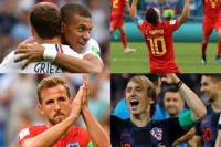 Aunque nos duela: conocé a los cuatro europeos que jugarán las semis