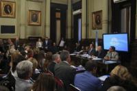Comienza el debate por la despenalización del aborto en el Senado