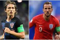 Inglaterra - Croacia: hoy se define el segundo finalista