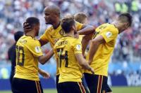 Bélgica venció 2-0 a Inglaterra y se quedó con el tercer puesto