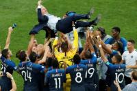 Francia venció a Croacia y se consagró campeón del mundo