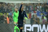 Griezmann, el mejor jugador de la final del Mundial