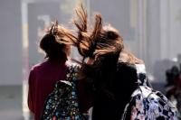 Para no salir de casa: el domingo será frío y con vientos intensos