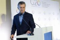 Mauricio Macri remarcó el apoyo de la comunidad internacional