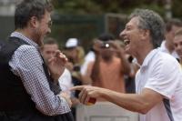 Revelan detalles de una reunión secreta entre Mauricio Macri y Marcelo Tinelli