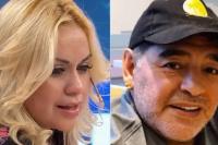 Maradona canceló la cita con su hijo: