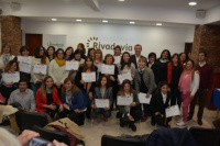 Rivadavia: se entregaron certificados de validación de talleres