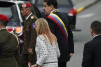 Atentaron contra Nicolás Maduro en un acto militar