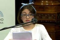 Debate en el Congreso: una estudiante de 20 años se manifestó en contra de la despenalización del aborto
