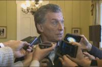 """Macri: """"Hay que mejorar la educación sexual"""""""