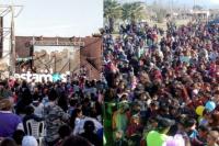Capital y Rivadavia celebraron el Día del Niño