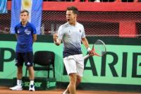 Copa Davis: dieron a conocer los precios de las entradas para el duelo ante Colombia