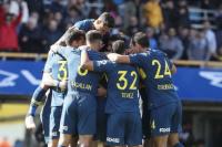 Boca venció por 1-0 a Talleres en su debut en la Superliga