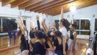 Allegro: el sueño de dos amigas que creció al compás de la danza clásica