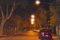 La Villa Posleman y Santa Amalia cuentan con nuevas luminarias