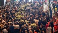 Tras la tragedia, miles de genoveses despidieron a los fallecidos y exigieron justicia