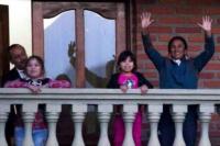 Milagro Sala fue trasladada a su residencia para cumplir con la prisión preventiva