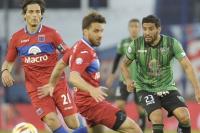 San Martín se trajo un valioso empate de Tigre