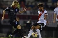 River igualó sin goles ante Argentinos y obtuvo una racha negativa