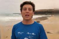 """Desde las Islas Canarias, un sanjuanino cuenta de que trata """"Ruta 7"""""""