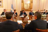 Macri se reunió con su gabinete para definir un paquete de medidas económicas