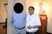 El sacerdote acusado de abuso se entregó a la Policía tras el pedido de detención
