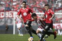 En un partidazo, Independiente y Estudiantes empataron 2-2