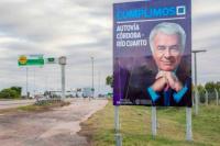 La Ruta Nacional 36: el lugar de la muerte de De La Sota fue una obra estandarte en su carrera política