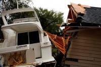 El huracán Florence ya se cobró 23 vidas