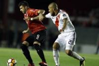 Independiente y River, empataron sin goles en la ida en Avellaneda