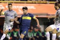 Boca le ganó a Cruzeiro y sacó una buena ventaja para definir en Brasil