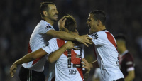 River ganó 5 a 0 y se convirtió campeón de la Supercopa Argentina