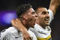 Boca igualó ante Cruzeiro y se metió en semifinales