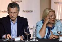 Elisa Carrió dijo que perdió la confianza en Macri pero negó una ruptura con Cambiemos