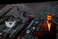 Uñac sobre la histórica inauguración en el Villicum: