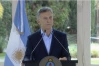 Mauricio Macri pidió respetar la