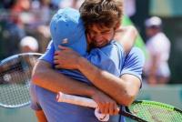 El dobles argentino se quedó con el primer puesto en tenis