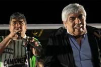 Tras enfrentarse a Macri, Hugo Moyano marchará a Luján por